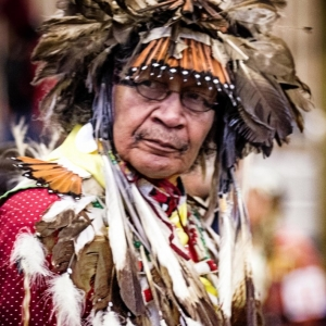 Tribe elder