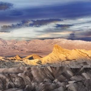 zabriskie sunrise. panorama small file