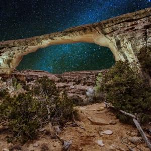 Arch Milky Way