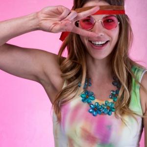 Cute Hippie