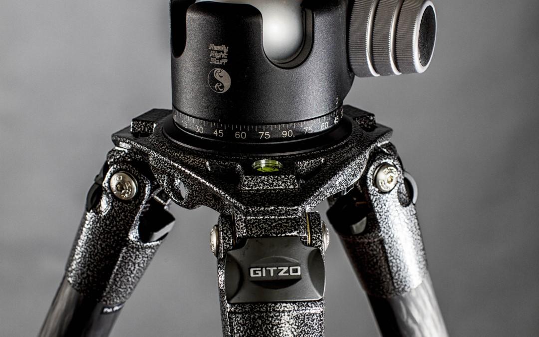 Gitzo  Tripod:  Series 3 Systematic Carbon Fiber