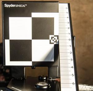 SpyderLENSCAL, autofocus calibration