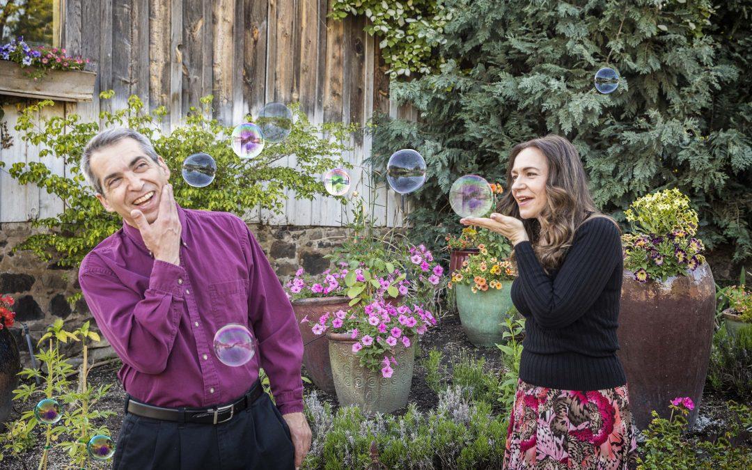 Dan and Anastasia Engagement Photos