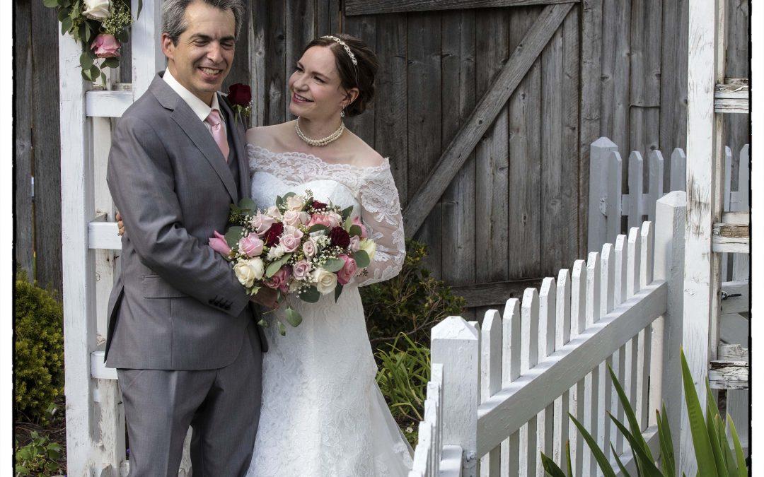 Dan and Anastasia Wedding